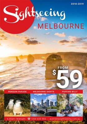 melbourne sightseeing 1819 cover