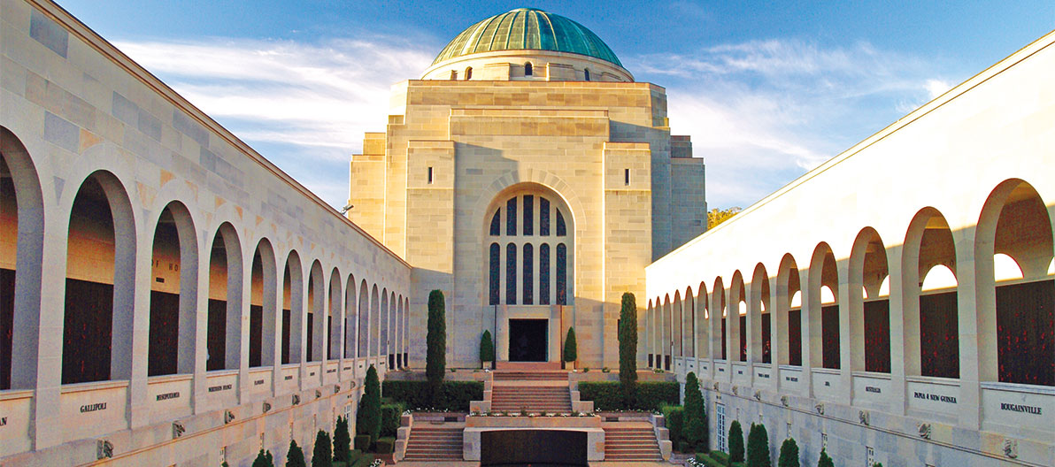 The Australian War Memorial, Canberra