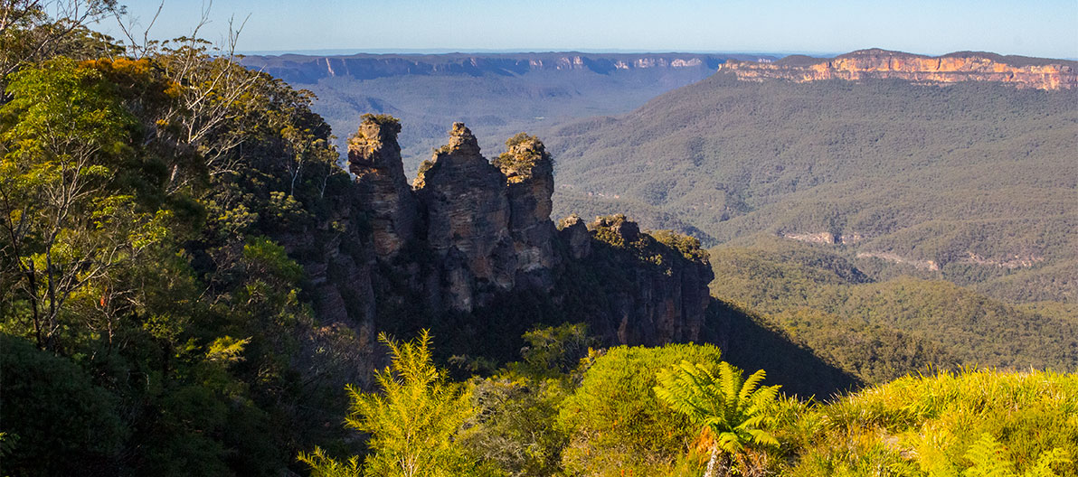 The Three Sisters, Blue Mountains
