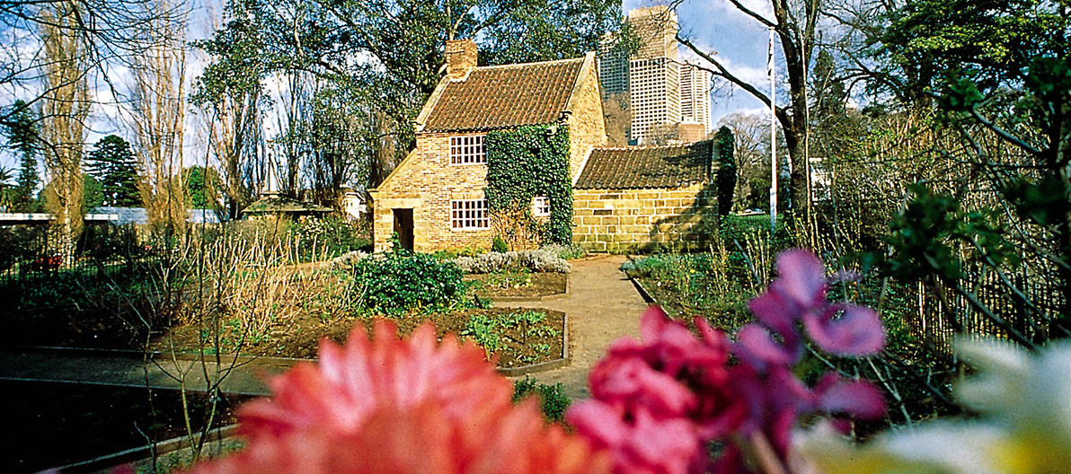 Captain Cook Cottage