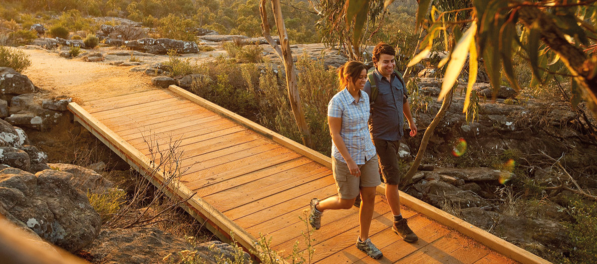 Grampians Boardwalk Trail